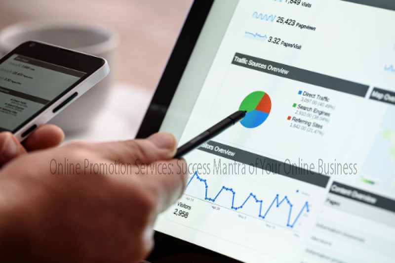 Online Promotion Services: Success Mantra of Your Online Business