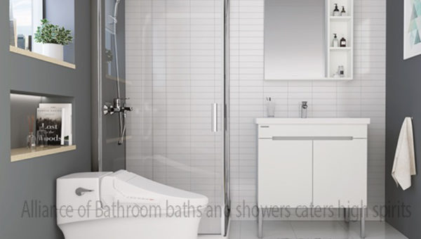 Alliance of Bathroom baths and showers caters high spirits